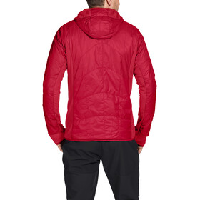 VAUDE M's Sesvenna II Jacket indian red